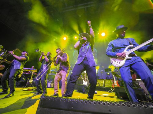 FDeluxe and Funk Soldiers close out a Celebration 2018 full of Prince music and memories at Paisley Park