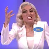 I Truly Can't Get Over Melissa Villaseñor's Lady Gaga Impression on SNL's Celebrity Family Feud