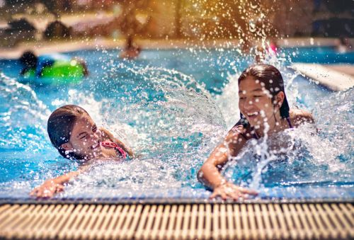 It Finally Happened: I Can Relax at the Pool Because My Kids Are Old Enough to Swim