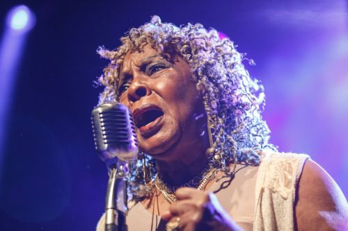 Martha Reeves Picked An Unfortunate Time To Perform For The Alabama House Of Representatives