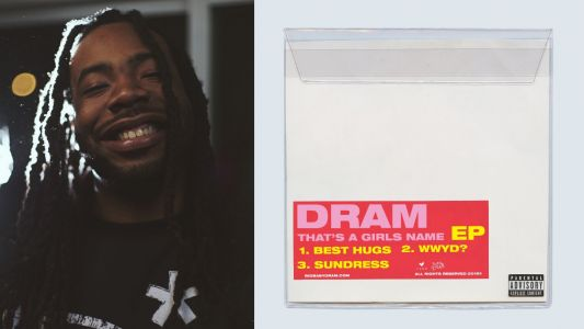 DRAM Surprise Releases New EP 'That's A Girls Name'