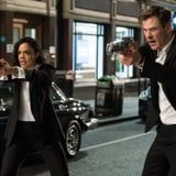 Chris Hemsworth Just Shared the First Photo From the Men in Black Spinoff With Tessa Thompson