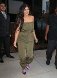 Kylie Jenner Street Style Is So Bold, No Wonder She's Always Surrounded by Paparazzi