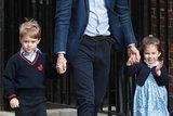 23 Outrageously Adorable Photos of Prince George, Princess Charlotte, and Prince Louis in 2018
