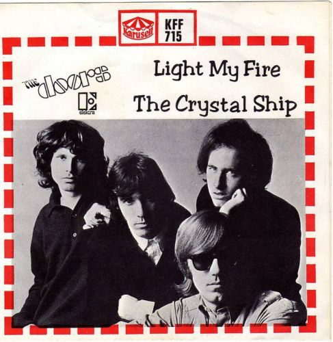 """The Number Ones: The Doors' """"Light My Fire"""""""