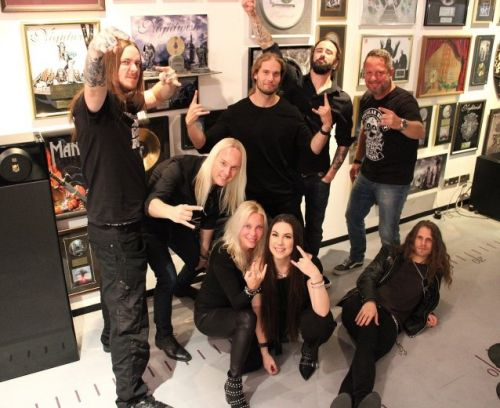 AMARANTHE Signs With NUCLEAR BLAST