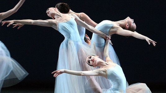 Shall We Dance: Balanchine Sets Tchaikovsky In Motion