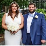 Katie Sturino's Wedding Dress Was Custom, but You Won't Believe Her Experience at David's Bridal