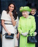 Meghan Markle's Clutch Might Be Cute, but It Certainly Wasn't Chosen at Random
