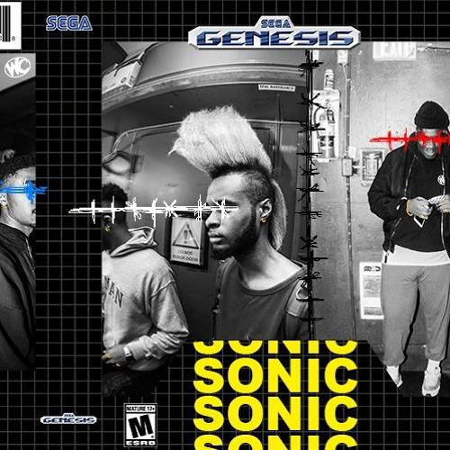"Waycool's ""Sonic"" Is the Rap Version of 'Super Smash Bros'"