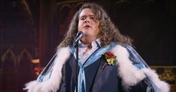 Opera Singer Jonathan Antoine Performs 'How Great Thou Art'