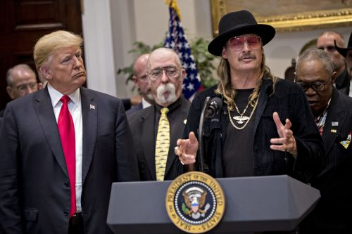 The Bill that Brought Kid Rock to the White House, Explained