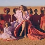 "Beyoncé's Uplifting Music Video With Blue Ivy Will Fill Your ""Spirit"" With Light and Love"