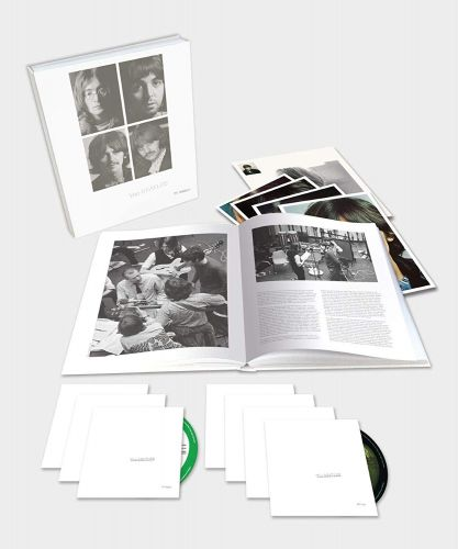 "The Beatles Announce 50th Anniversary ""White Album"" Reissue With Previously Unreleased Tracks"