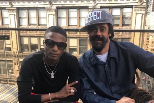 Damian Marley & WizKid Chop It Up About Music, Jamaica & Nigeria Connection