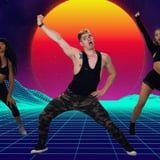 """Get Sexy With The Fitness Marshall's High-Intensity Dance Routine to """"Level Up"""" by Ciara"""