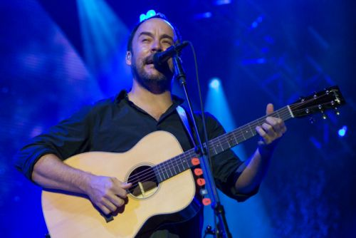 Buy a ticket to Dave Matthews Band's Austin show, get his next record free