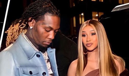 """Cardi B Shares Steamy Studio Session With Offset While Recording """"Um Yea"""""""