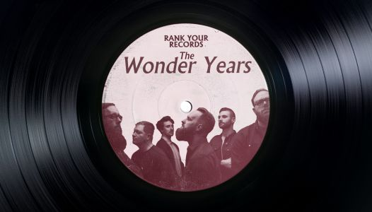 """Rank Your Records: Dan """"Soupy"""" Campbell Rates The Wonder Years' Five Albums"""