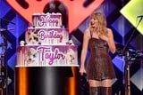 Taylor Swift Celebrates Her 30th Birthday With - What Else? - a Giant Cat-Themed Cake