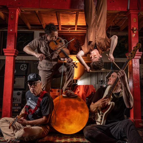 Lost Bayou Ramblers Spin-Off, Michot's Melody Makers Issue Debut With 'Blood Moon'
