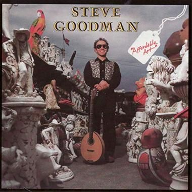 Album Reviews: Steve Goodman - Artistic Hair & Affordable Art, Plus Chuck Hawthorne, Rob Laufer, Karen Jonas