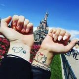 100+ Disney Couple Tattoos That Prove Fairy Tales Are Real