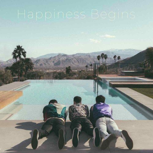 The Jonas Brothers announce reunion album Happiness Begins