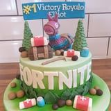 22 Fortnite Birthday Cakes So Detailed, They Bring the Video Game Alive