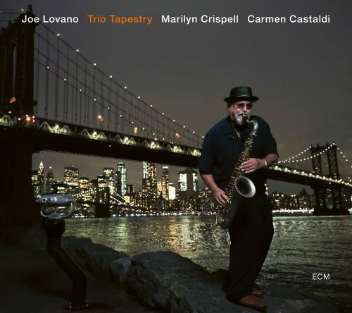 Joe Lovano Keeps on Discovering and Surprising on 'Trio Tapestry'