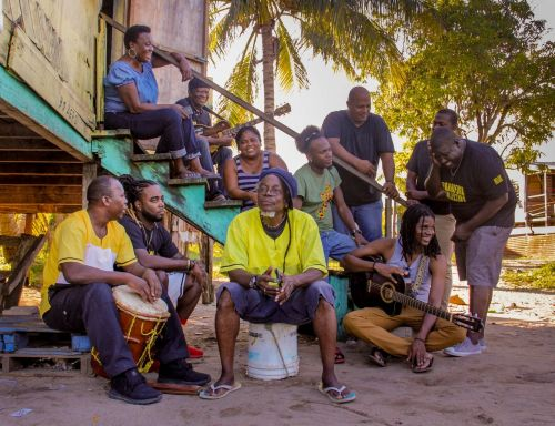 The Garifuna Collective Embrace Change and Rhythm on the Outstanding 'Aban'