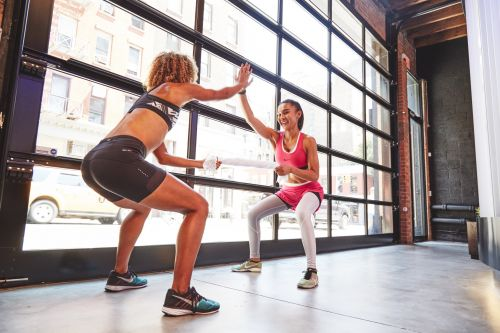A Trainer Explains Why Competition Is a Great Motivating Factor For Weight Loss