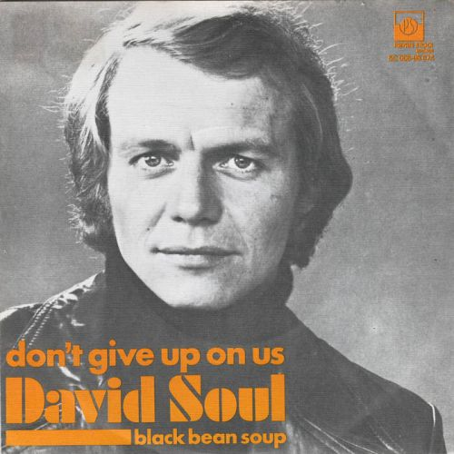 "The Number Ones: David Soul's ""Don't Give Up On Us"""