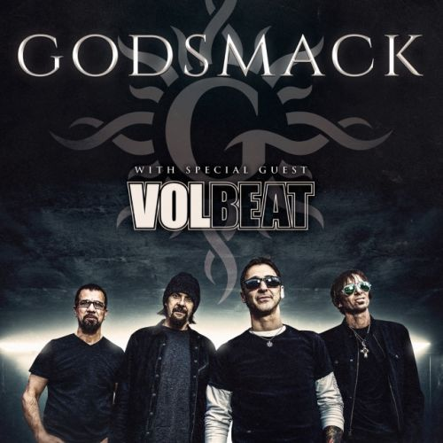GODSMACK And VOLBEAT To Join Forces For Spring 2019 North American Tour