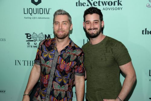 Lance Bass and Michael Turchin Are Expecting Their First Children This Fall: Boy-Girl Twins!