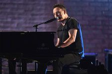 Bruce Springsteen Performs at Asbury Lanes Benefit