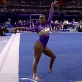 This LSU Gymnast Is Only a Freshman, but Her Billie Eilish Floor Routine Is Worthy of a Crown