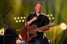 Blake Shelton Joins Kelly Clarkson in 'UglyDolls' Movie