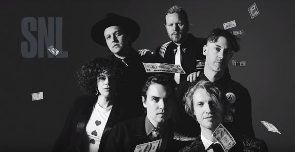 """Watch Arcade Fire Cameo In SNL's """"Canadian Harvey Weinstein"""" Sketch, Play Two Songs"""