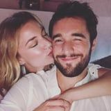 It's Official! Revenge Costars Emily VanCamp and Josh Bowman Are Married