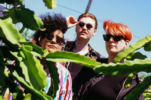 Shopping's Brand of Post-Punk Will Get You Moving