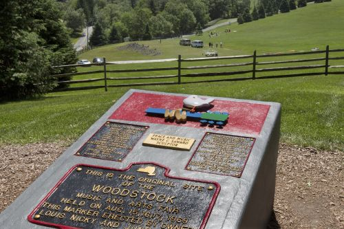 Archaeologists Dig Up Woodstock Festival Field