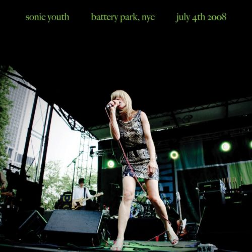 "Sonic Youth announce live LP Battery Park, NYC: July 4, 2008, share live version of ""Bull in the Heather"": Stream"