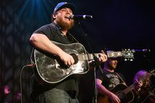 Luke Combs Talks His Best New Artist Grammy Nomination & Feeling 'Grateful'