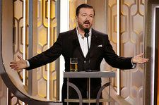 Ricky Gervais to Host Golden Globes for a Record Fifth Time