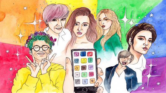 The Complexity and Fun of Being a Queer, Femme K-Pop Fan