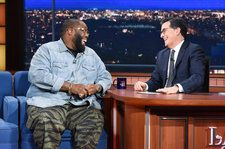 Killer Mike Details His New Religion 'The Church of Sleep' on 'Colbert': Watch