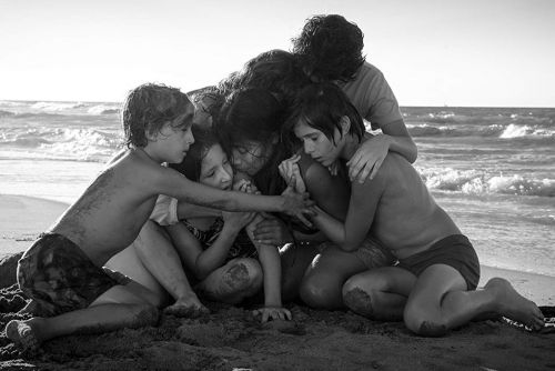 'Roma' Is Painfully Beautiful
