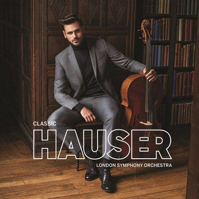 HAUSER Announces New Solo Album Classic Available Everywhere February 7 - Preorder Now