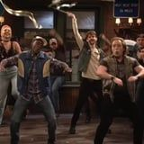 A Bar Fight Suddenly Turns Into an Impressive Synchronized Dance in This SNL Sk